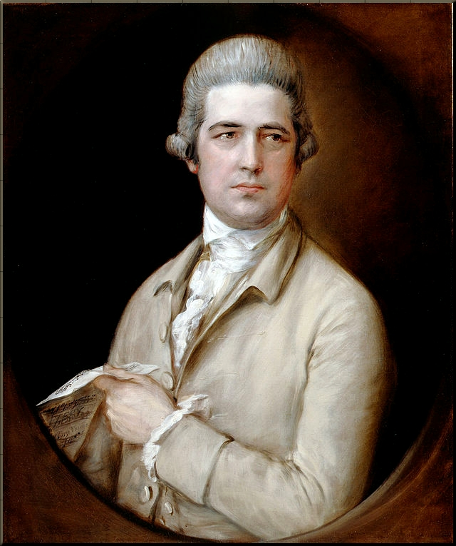 1798 Gainsborough -Thomas Linley the elder