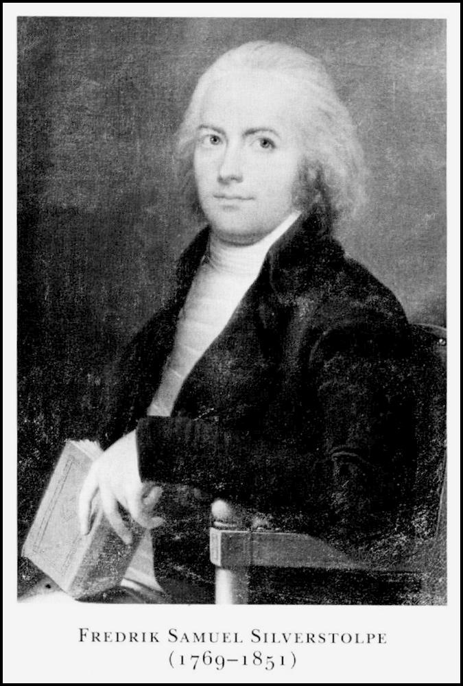1797 Fredrick Samuel Silverstolpe