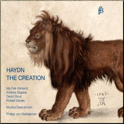 Haydn Creation Musica Saeculorum cover 2