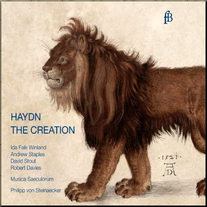 Haydn Creation Musica Saeculorum cover 2