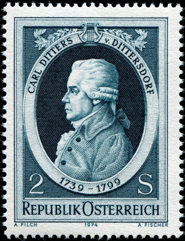 1799 Ditters stamp