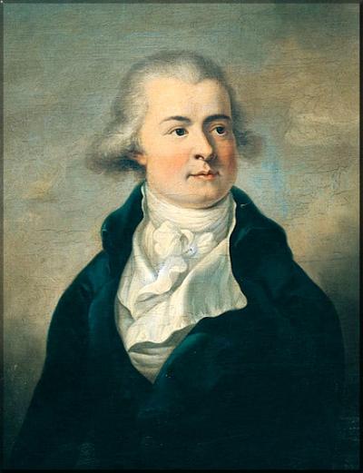 1799 Joseph Franz Maximilian  7th Prince Lobkowitz by August Friedrich Ölenhainz
