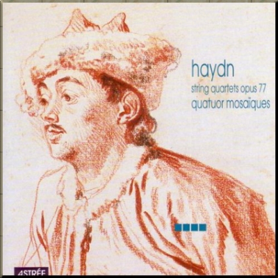 Haydn Mosaiques Opus 77 cover