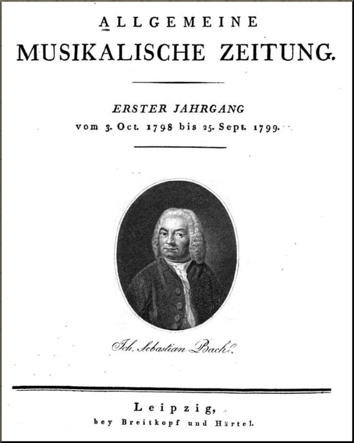AMZ vol 1 Oct 1798- Sept 1799